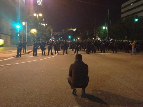 The Night They Busted Up OccupyLA: Bhakta vs. the LAPD
